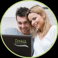DONNA BeautyCenter Online-Shop